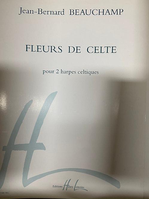 Beauchamp: Fleurs De Celte for two celtic harps