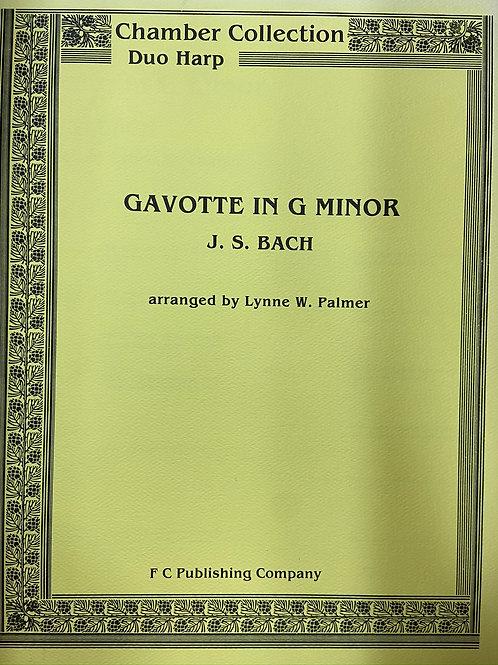 J.S. Bach: Gavotte in G Minor arr. Palmer