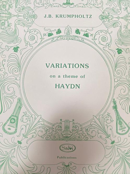 Krumpholtz: Variations on a Theme of Haydn