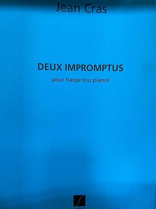Cras: Deux Impromptu for Harp