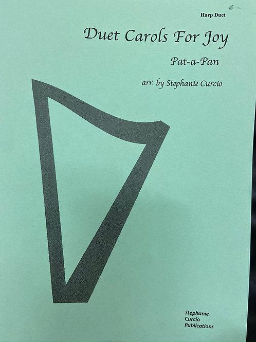 Curio: Duet Carols for Joy: Pat a Pan