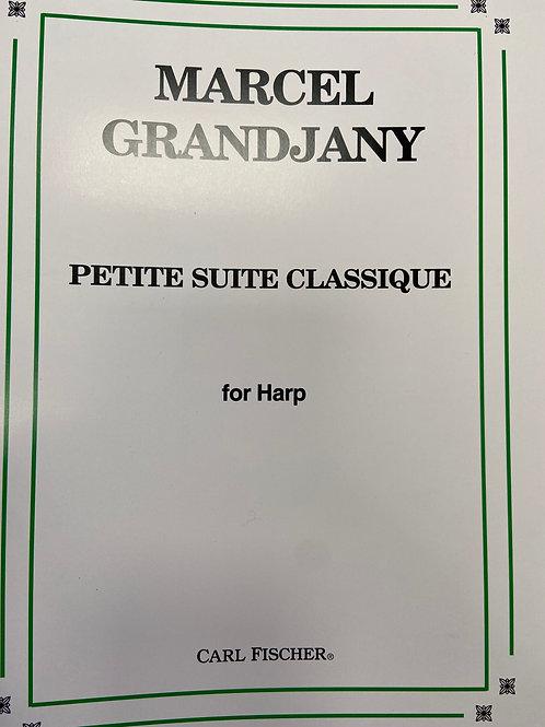 Grandjany: Petite Suite Classique