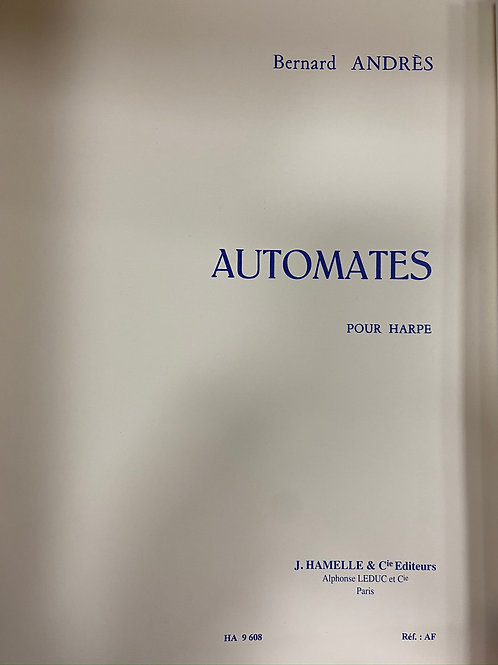 Andres: Automates