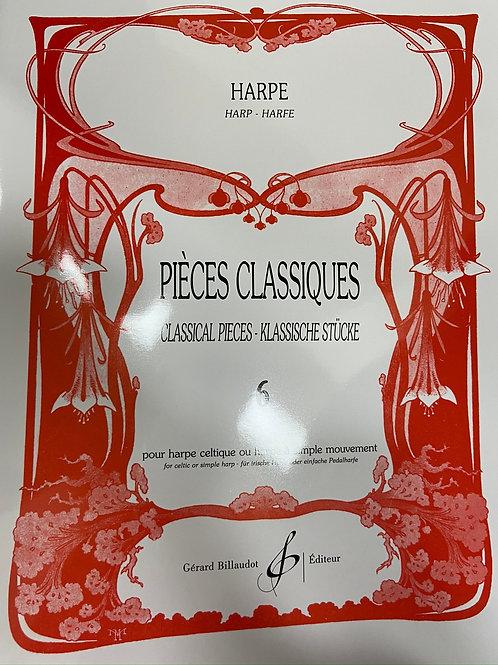 Bouchaud: Pieces Classiques Book 6
