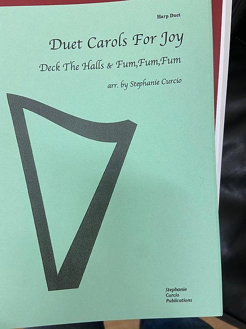 Curio: Duet Carols for Joy: Deck The Halls and Fum, Fum, Fum