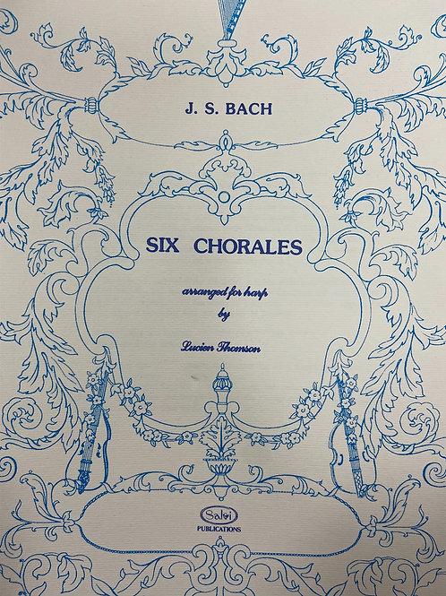 Bach: Six Chorales arr. Thomson