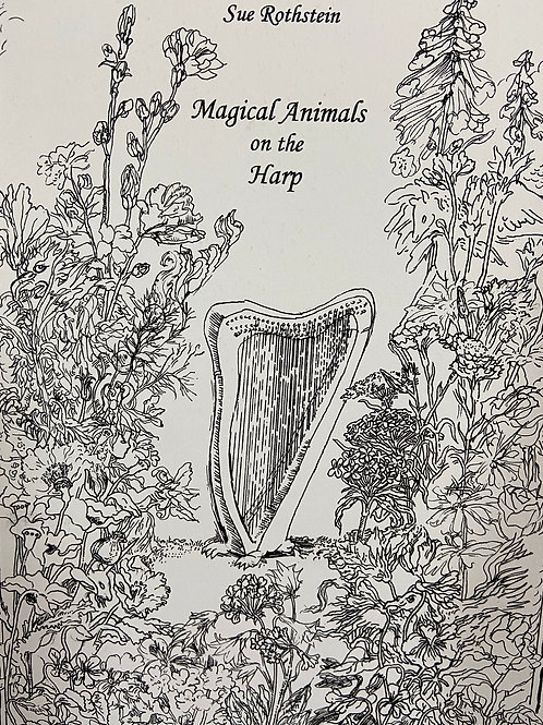 Rothstein: Magical  Animals on the Harp