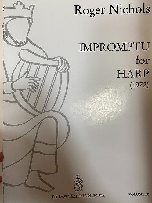 Nichols: Impromptu for harp