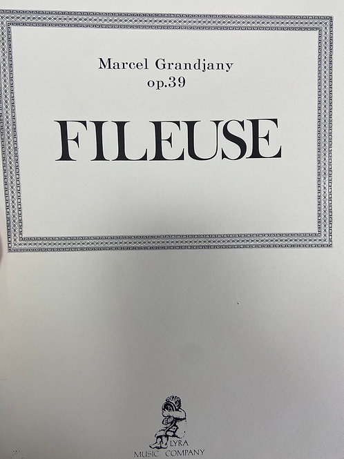 Grandjany: Fileuse Opus 39