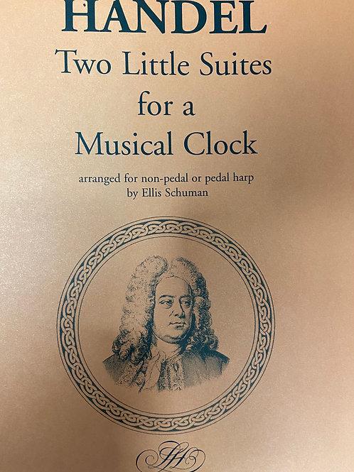 Handel: Two Little Suites for a Musical Clock arr. Schuman