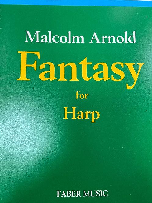 Arnold: Fantasy for Harp