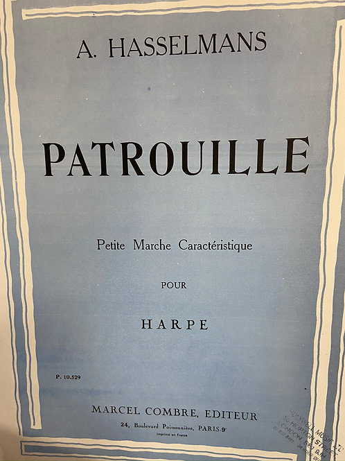 Hasselmans: Patrouille