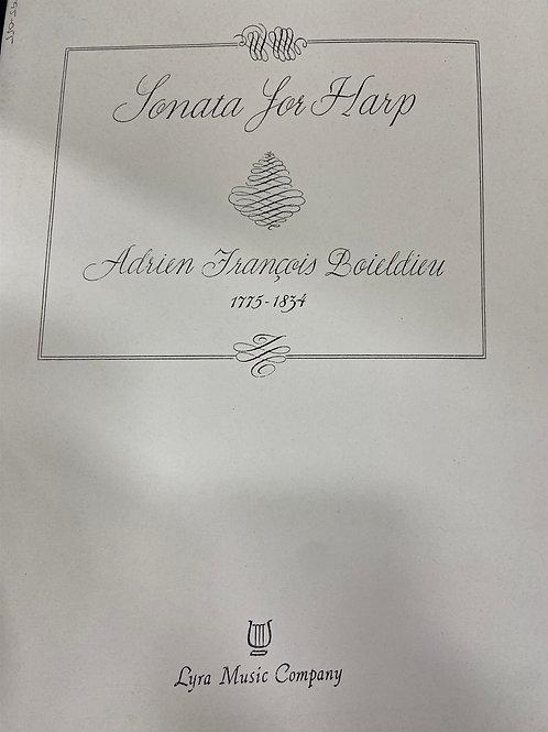 Boieldieu: Sonata for Harp