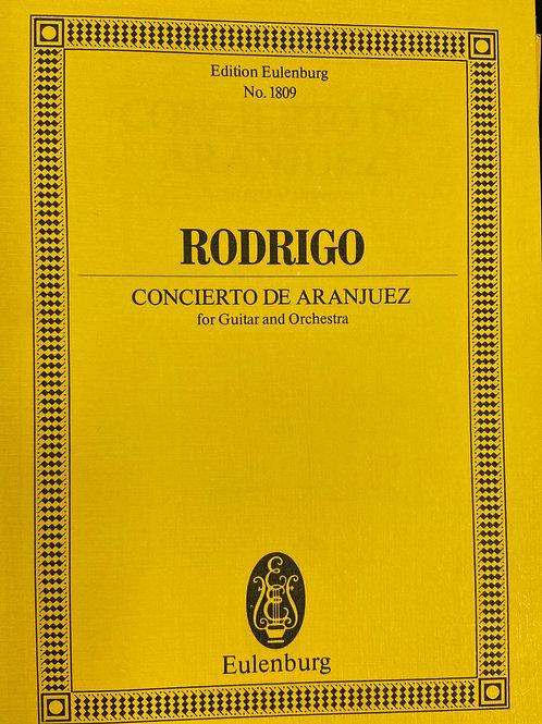Rodrigo: Concierto De Aranjuez for Guitar and Orchestra