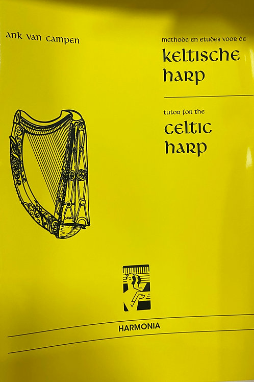 Van Campen: Tutor for Celtic Harp Vol.1