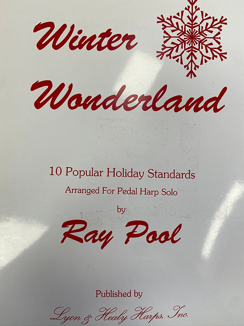 Pool: Winter Wonderland