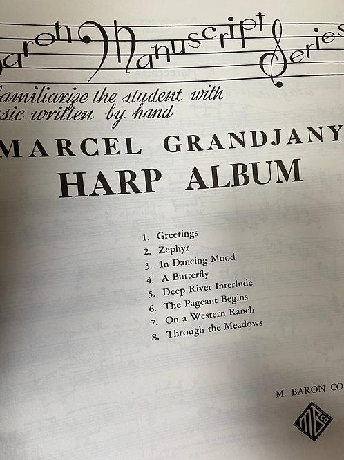 Grandjany: Harp Album