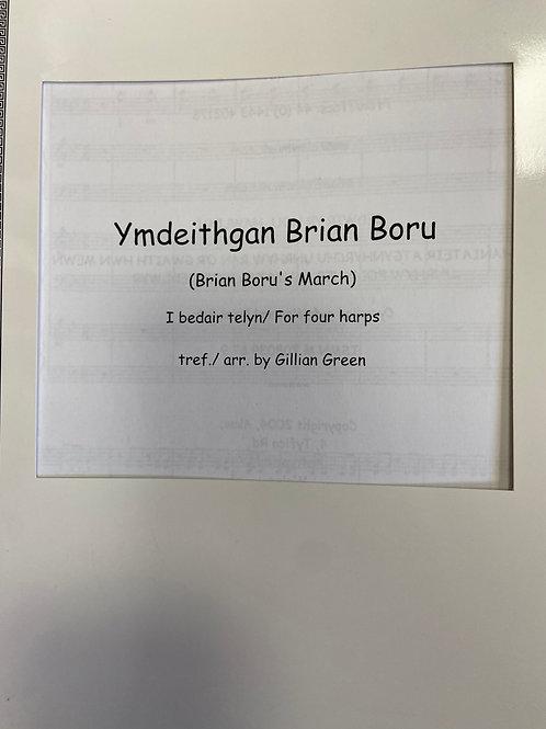 Green: Brian Boru's March