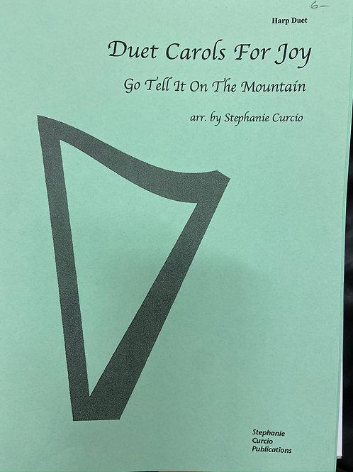Curio: Duet Carols for Joy: Go Tell It On The Mountain