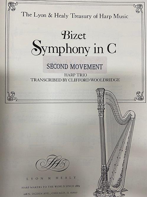 Bizet: Symphony in C second movement arr. Woolridge