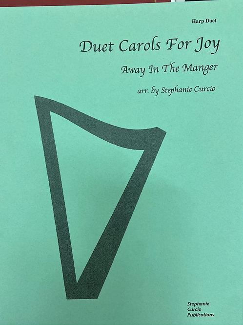 Curio: Duet Carols for Joy: Away in the manger