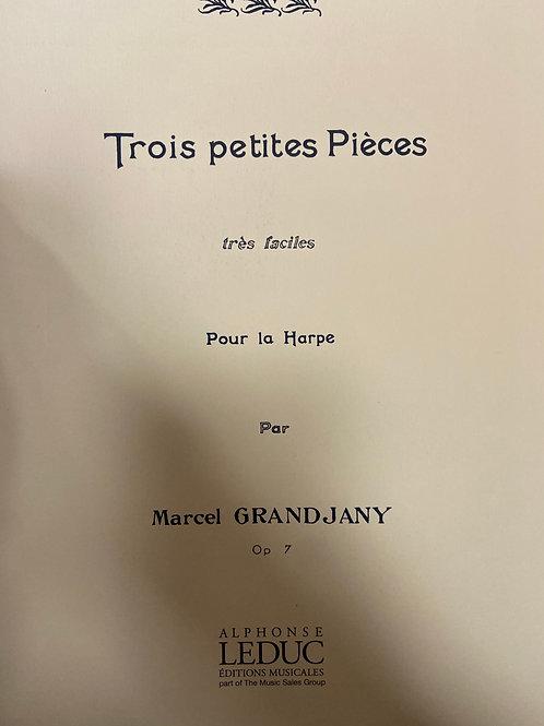 Grandjany: Trois Petite Pieces