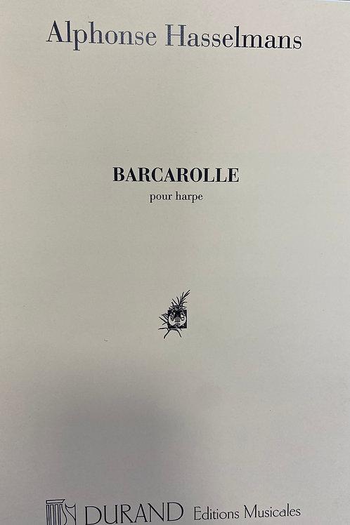 Hasselmans: Barcarolle