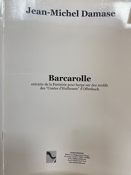 arr. Damase: Barcarolle by Offenbach