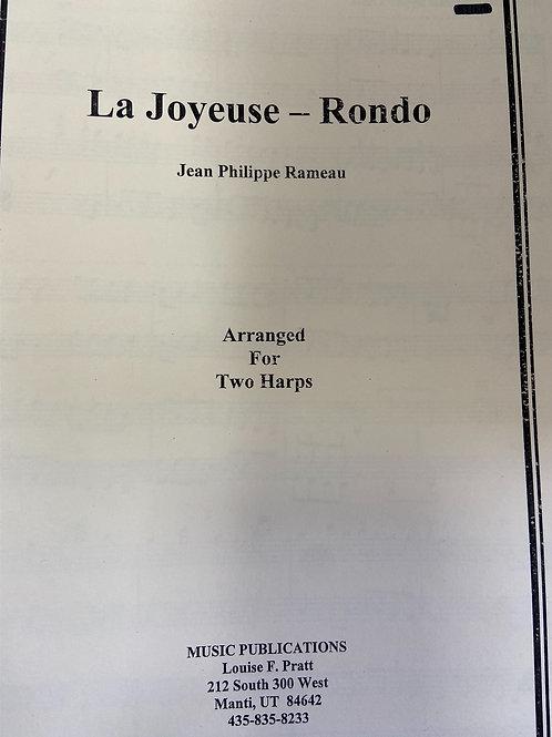 Rameau: La Joyeuse and Rondo arr. Pratt
