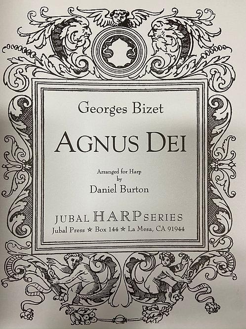 Bizet: Agnus Dei arr. Burton