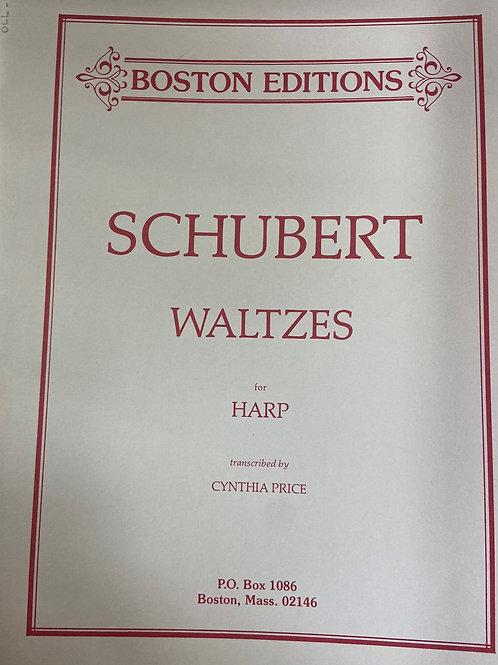 arr. Price: Schubert Waltzes