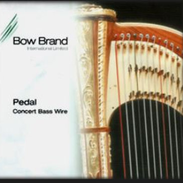 Bow Brand Pedal Concert Wires 6th Octave strings
