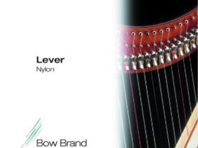 Bow Brand Lever Nylon 3rd Octave strings