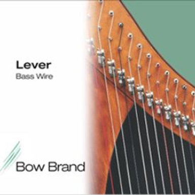 Bow Brand Lever Wires 5th Octave strings