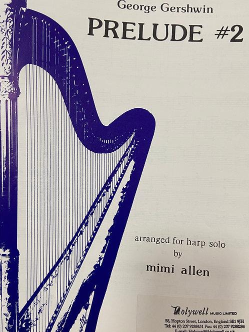 Gershwin: Prelude arr. Allen