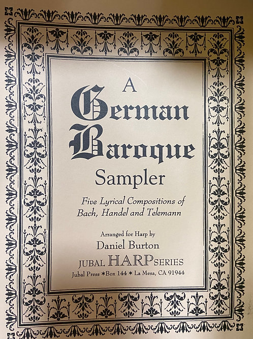 Burton: German Baroque Sampler