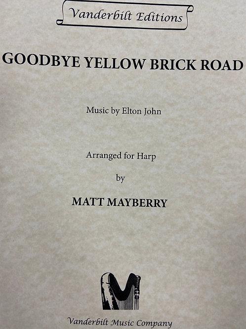 John: Goodbye Yellow Brick Road arr. Mayberry