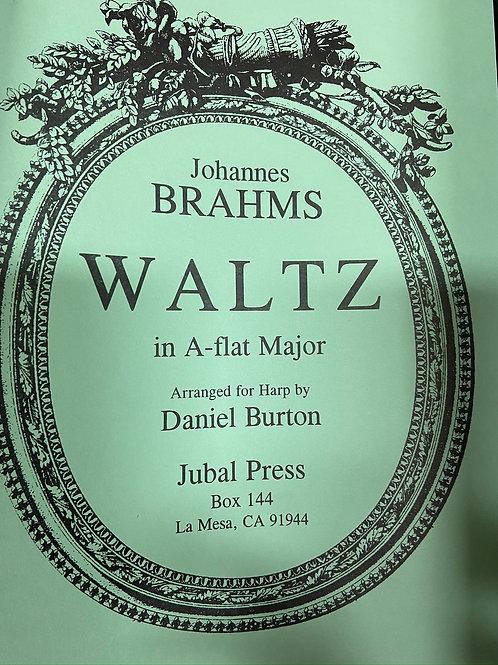 Brahms: Waltz in A Flat arr. Burton