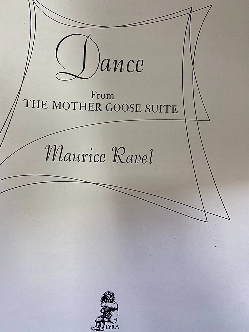 Ravel: Dance from Mother Goose Suite