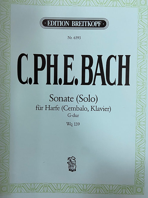 C.P.E.Bach: Sonata arr. Zingel