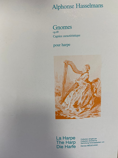 Hasselmans: Gnomes opus 49