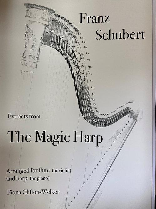 Schubert: The Magic Harp arr. Welker for flute and harp