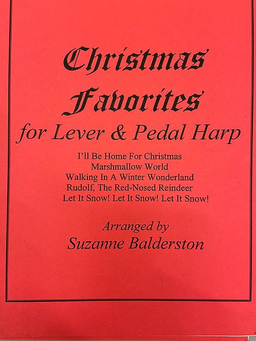 Balderston: Christmas Favourites