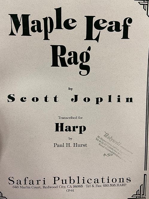 Joplin: Maple Leaf Rag arr. Hurst