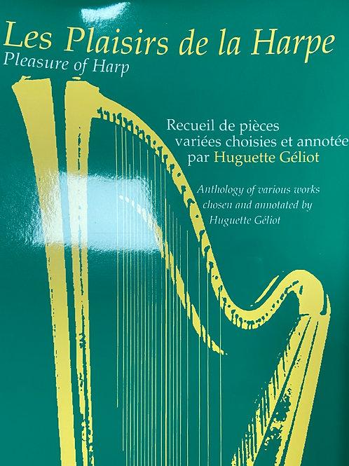 Geliot: Les Plaisirs De La Harpe Vol 1