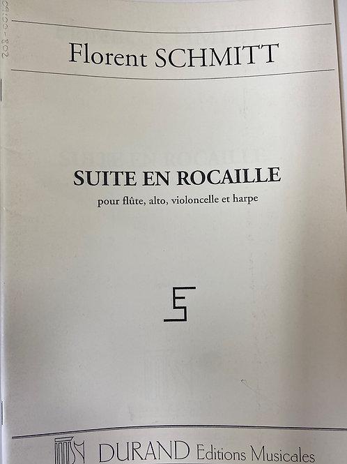 Schmitt: Suite en Rocaille