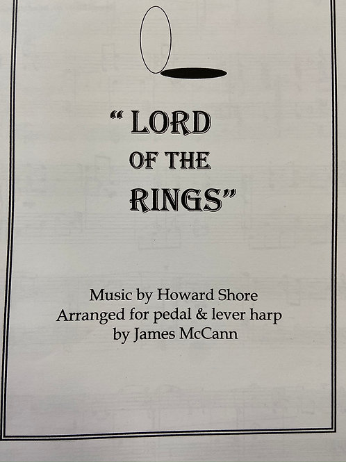 Shore: Lord of the Rings arr. McCann