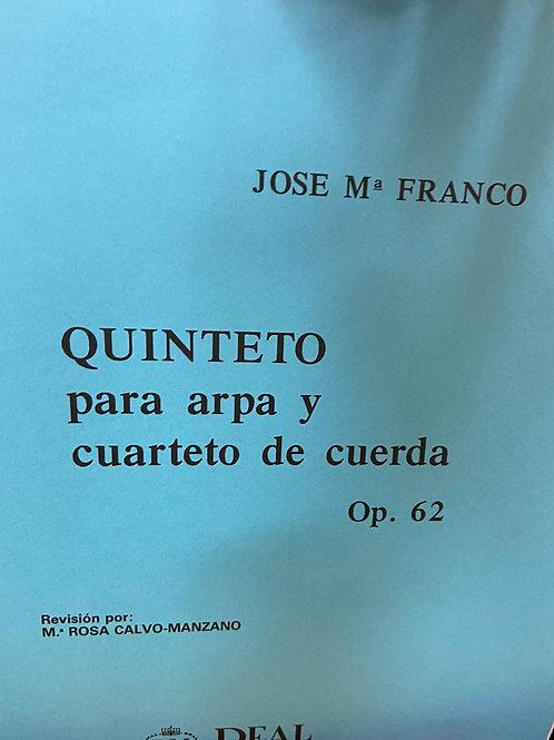 Franco: Quinteto Opus 62