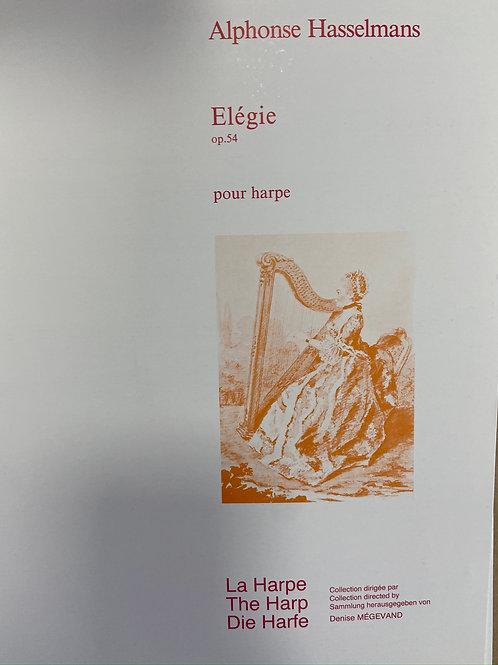 Hasselmans: Elegie opus 54