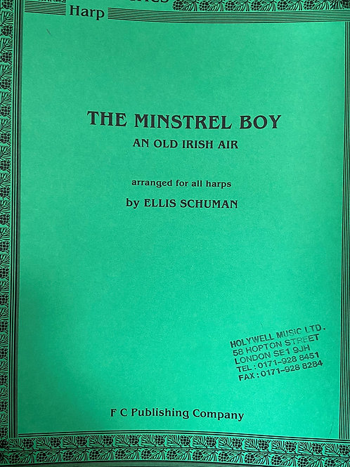 Schuman: The Minstrel Boy